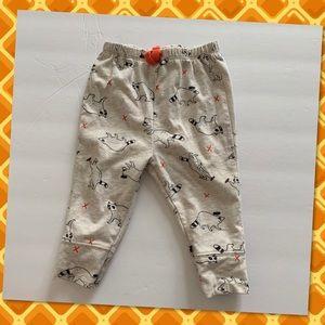 Cat & Jack Joggers Pants Size 3-6 Months